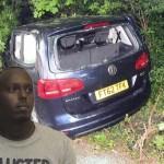 Mohammed Ahmed left his wallet at the murder scene
