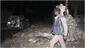 Civilians injured in Bomb attack in Barawe district