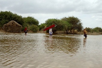 Flood victims in Beledweyne due to receive the first humanitarian assistance