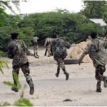KDF battles Alshabab