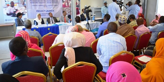 EU and FAO engage in supporting Somali coastal communities in the framework of IGAD