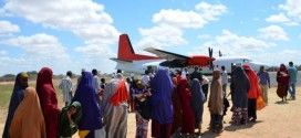 UNHCR repatriates over 70,000 Somalis refugees from Kenya