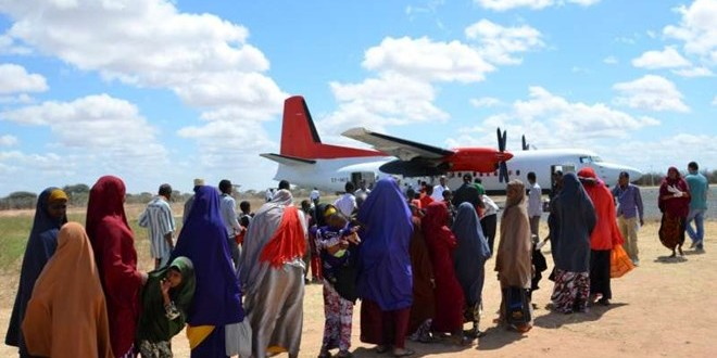 UNHCR repatriates over 70,000 Somalis refugees from Kenya