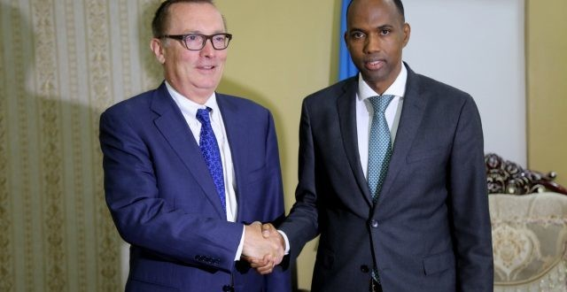 UN keen on supporting Somalia's 2020 elections-official