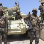 أوغندا ترسل قوات إضافية الي الصومال.
