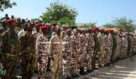 شبكة ( إيرين ) تنشر تقريرا عن حقيقة الجيش الصومالي