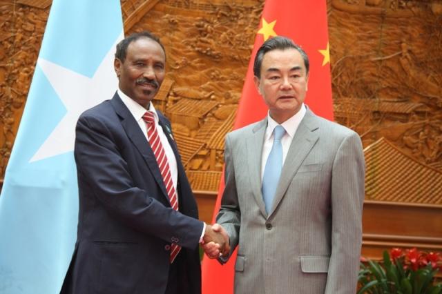 الصين: الصومال بلد مهم في القرن الأفريقي