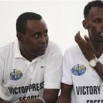 الافراج عن صحافيين اثنين في الصومال بكفالة والابقاء على حبس اثنين اخرين