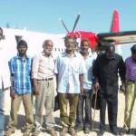 اطلاق سراح بحارة هنود مخطوفين في الصومال