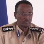 عاجل….وفاة قائد الشرطة الصومالية في مقديشو