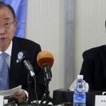 بان كي مون : يهنئ الجيش الصومالي ويدعو إلى مساعدات عاجلة للشعب الصومالي.