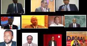 بالصور ..تعرف على أبرز الوجوه الجديدة في حكومة عبد الرشيد شارماركي