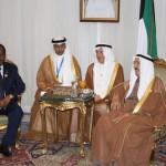 بالصور.. الرئيس يلتقي عددا من قادة العرب المشاركة في «القمة العربية» بشرم الشيخ