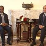 السيسي يطرح رؤية مصر لقضايا 7 دول عربية بينها الصومال واليمن