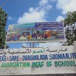 بالصور… وفد من الجامعة الإسلامية يقوم بزيارة إلى مدرسة الصم الأساسية والثانوية في مقديشو