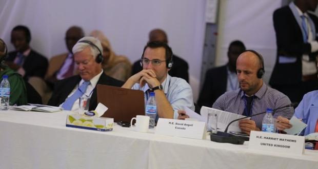 اجماع دولي على ضرورة حدوث انتقال سياسي في الصومال بحلول عام ٢٠١٦