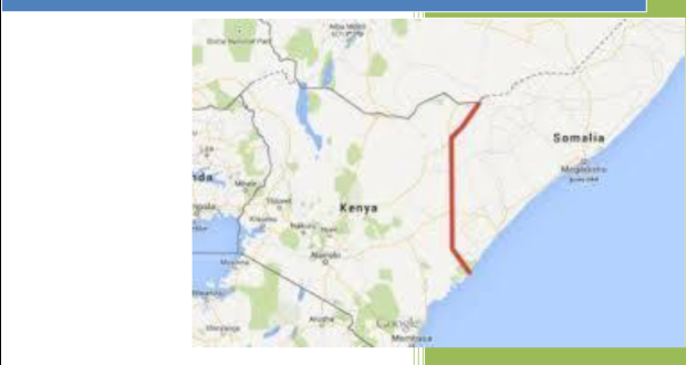 الجدار العازل بين الصومال وكينيا وأثره على العلاقة بين البلدين