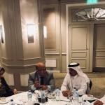 عمل في البرلمان العربي لتعزيز الشراكة بين البرلمان العربي والبرلمانات العربية في مجال التدريب وتنمية القدرا