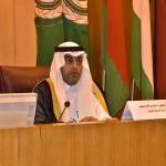 مشعل بن فهم السلمي رئيس البرلمان العربي-2